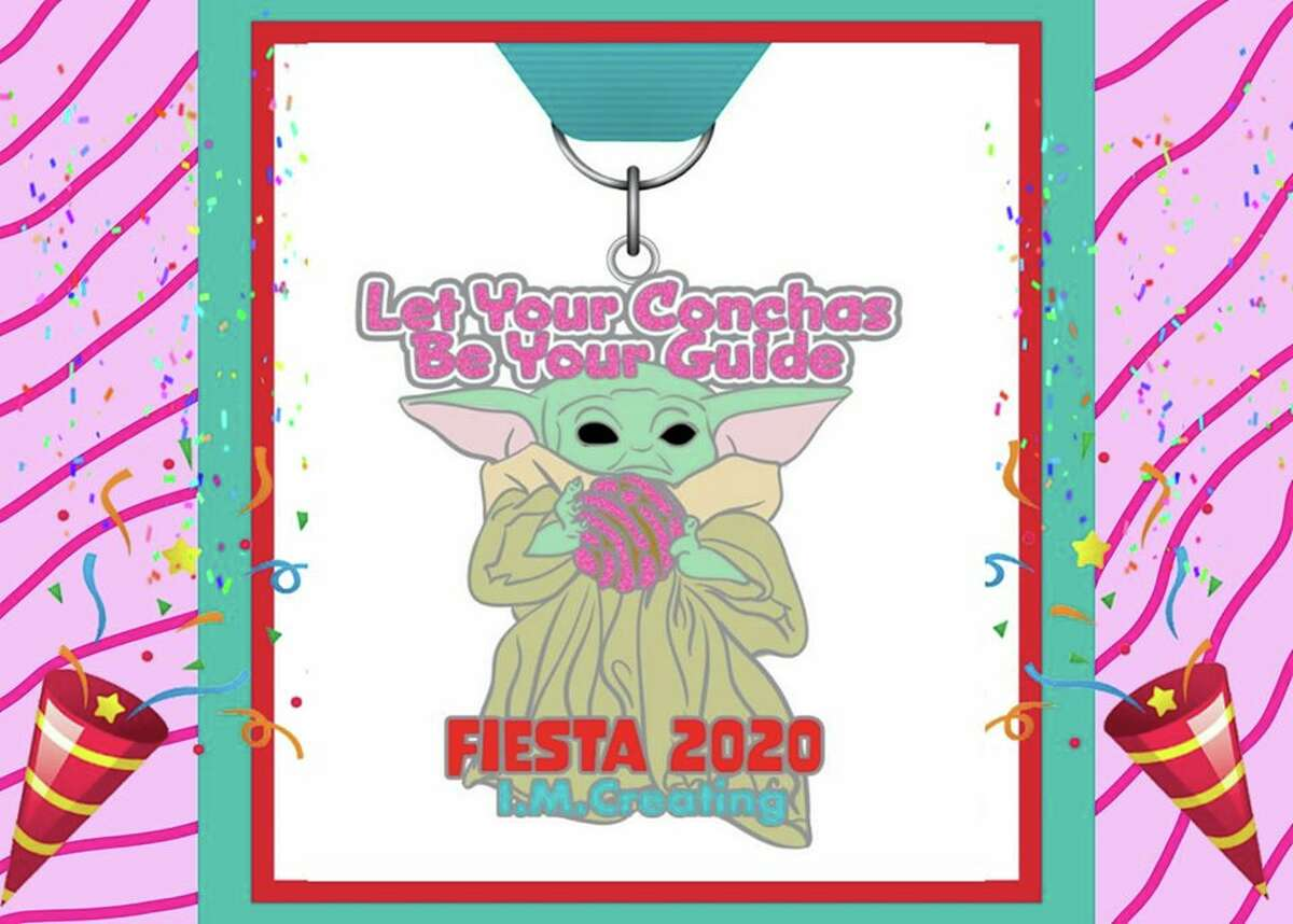 I.M. Creating Fiesta 2020 medal can be purchased for $15 (plus a $4 shipping fee) on its Facebook page.