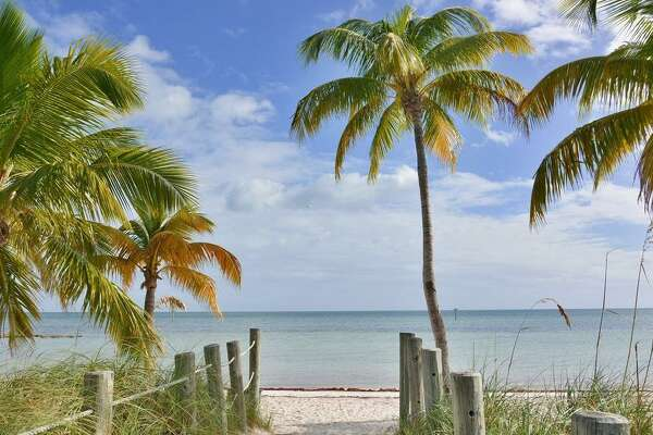 #43. Key West, Florida - Total score: 55.44 - Affordability rank: #70 - Weather rank: #139 - Safety rank: #26 - Economy rank: #90 - Education and health rank: #110 - Quality of rank life: #7 Key West is just 90 miles from Cuba and is a great destination for scuba diving enthusiasts. The city itself is crawling with tourists year-round, and for good reason: Key West's climate, history, architecture, food, and nightlife are hard to duplicate. Luckily for local  residents, the city has so much going on it's not tough to find quieter places to hang out and a rich local culture just off the main drag. This slideshow was first published on theStacker.com