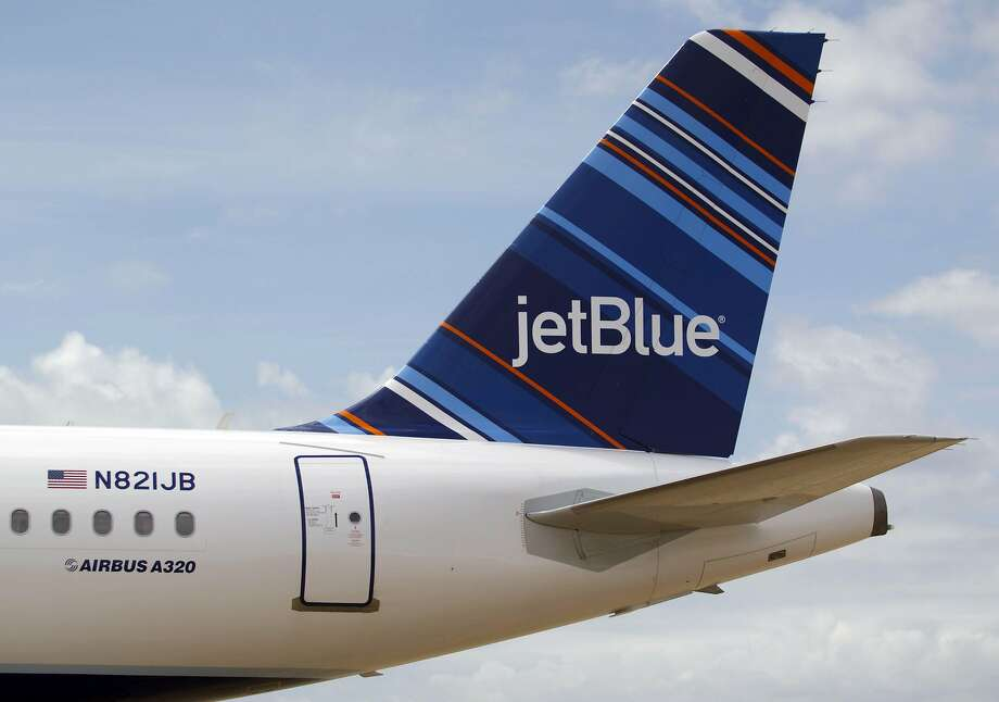 JetBlue is adding a brand new route between San Francisco and Newark, NJ Photo: Matthew Hinton / AFP Via Getty Images