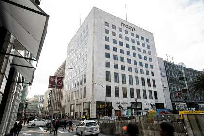 New plan for old Macy's building: Condos atop Union Square icon
