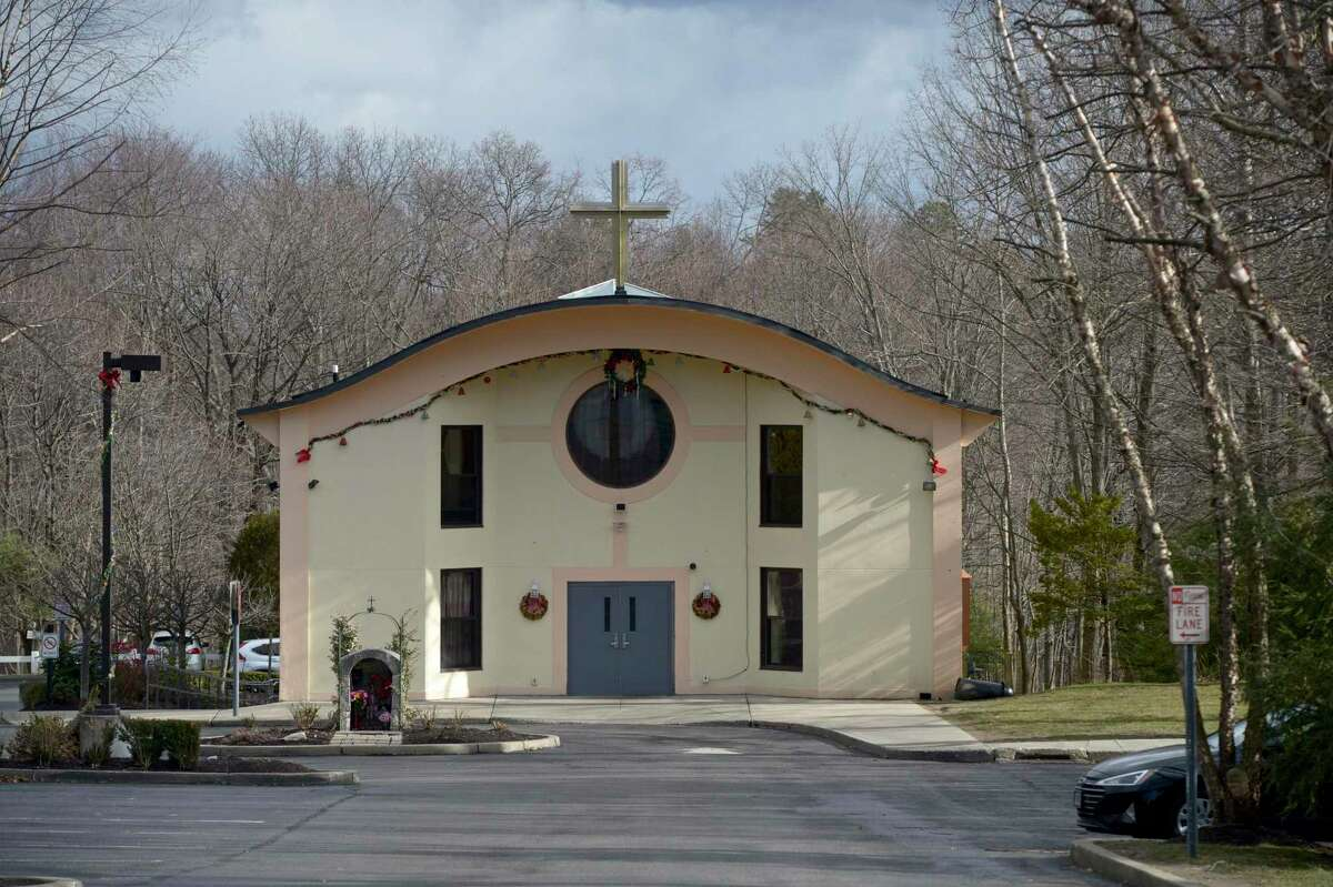Our Lady of Guadalupe Church, on Golden Hill Road in Danbury, Conn. Thursday, January 16, 2020.