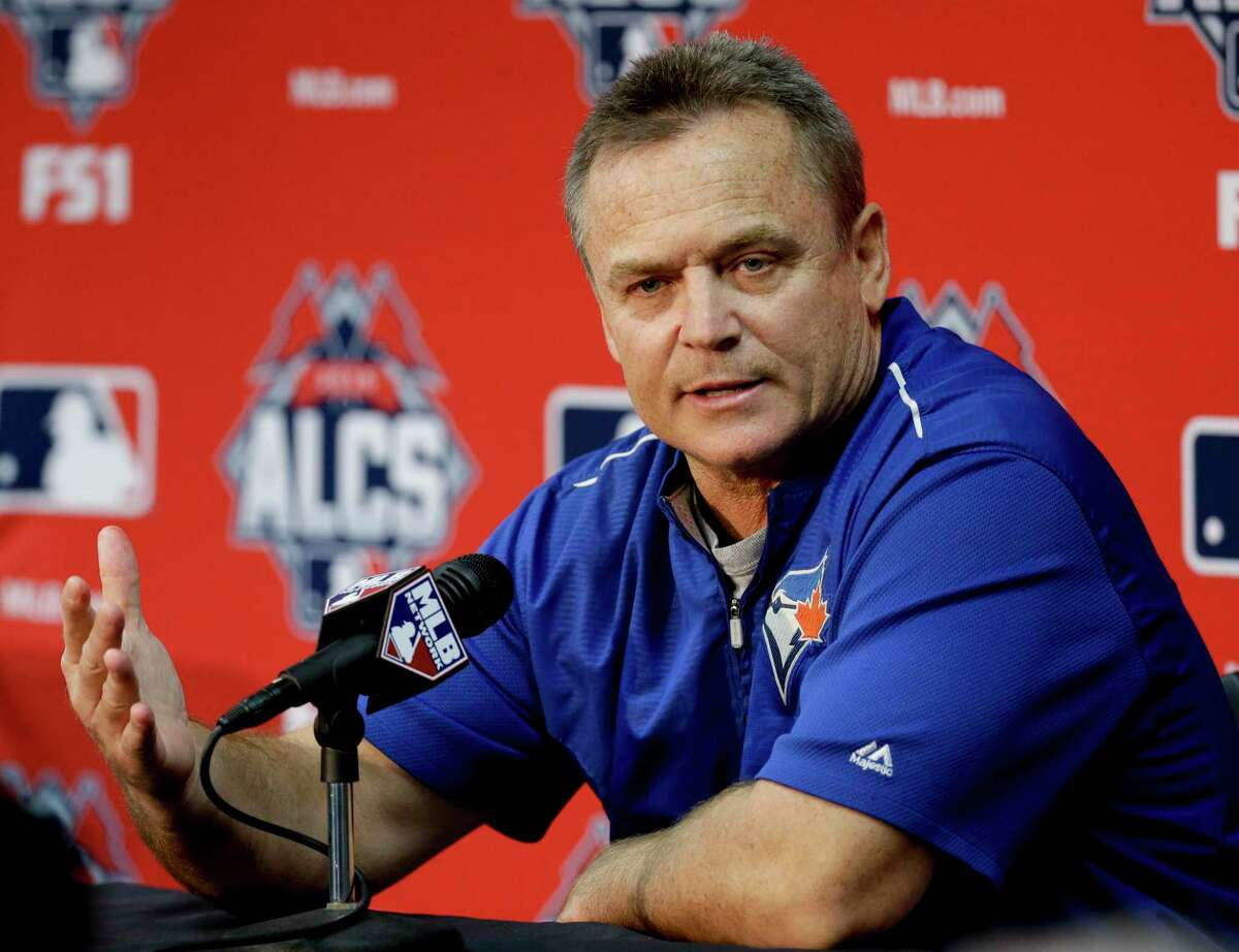 John Gibbons, who guided Toronto to the AL Championship Series in 2015 and 2016, managed current Astros Roberto Osuna, Aledmys Diaz and Joe Biagini while with the Blue Jays.