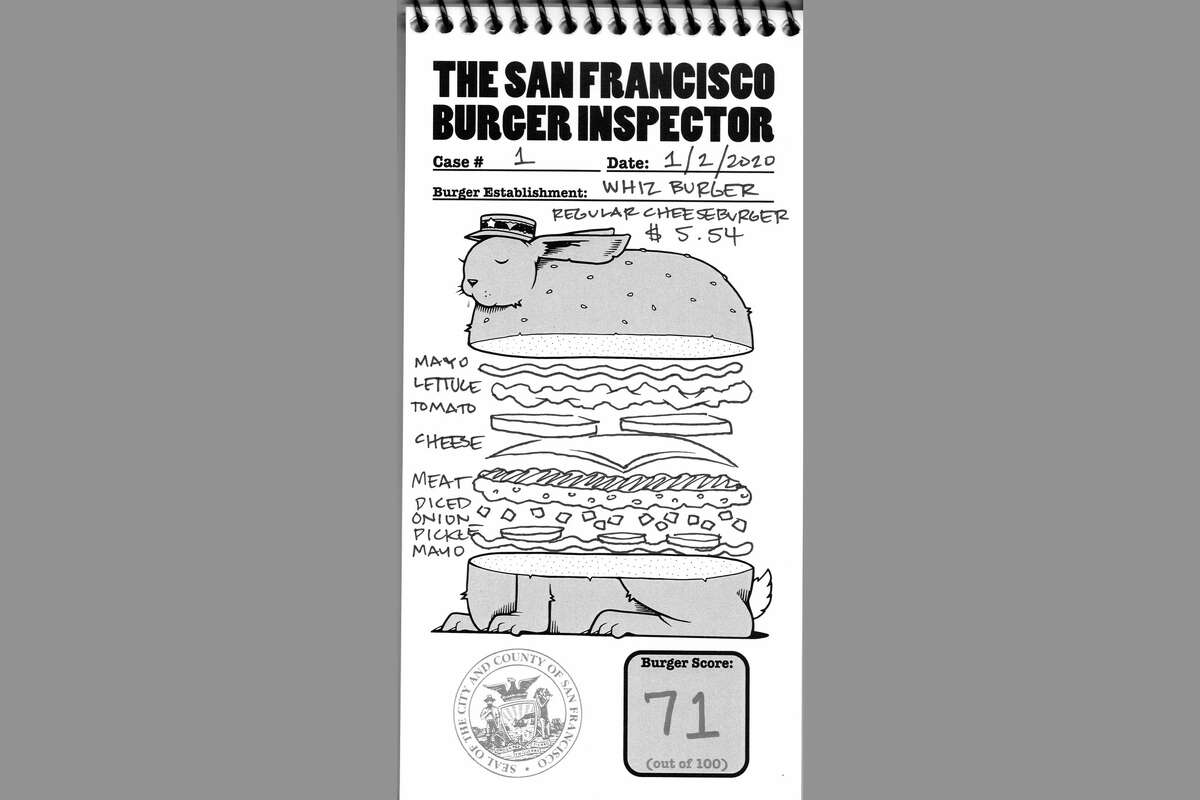 Jeremy Fish is SFGATE's official burger inspector.