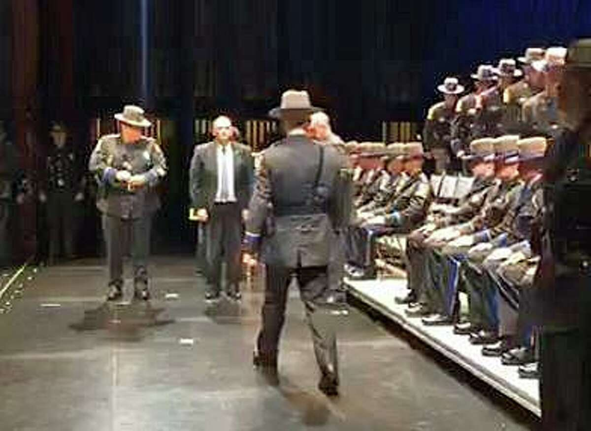 Twenty-eight new state troopers graduated from State Police Academy on Thursday, Jan. 16, 2020. They have already been assigned to state police barracks across the state.