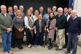 Darien Republicans held caucus, named new committee members.