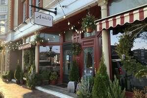 Amici's Italian restaurant at 500 Howe Avenue, Shelton.