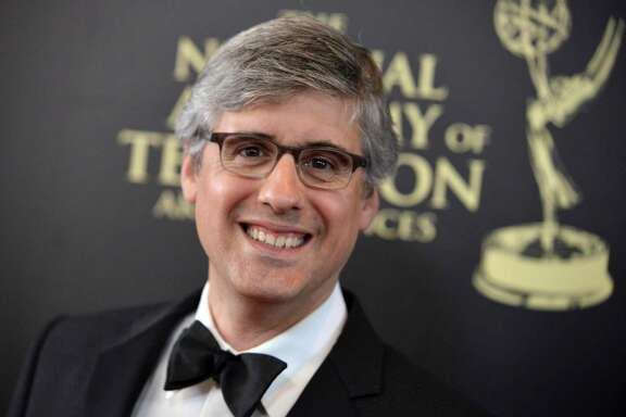 "Mo Rocca at the 41st annual Daytime Emmy Awards in Beverly Hills, Calif. Rocca released a book ""Mobituaries: Great Lives Worth Reliving, "" in November."