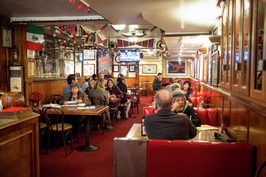 Tommy's Mexican Restaurant is a family-run Richmond mainstay that has been in business in San Francisco for 56 years. Photo: Alexander Nicholson