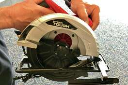 This electric circular power saw brought to a checkpoint at Bradley International Airport last sprng made it into the Transportation Security Administration's list of Top 10 List of most unusual items found at checkpoints in 2019.