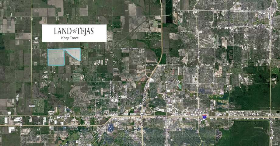 Land Tejas has purchased more than 1,000 acres in Katy. Photo: Courtesy Of Land Tejas
