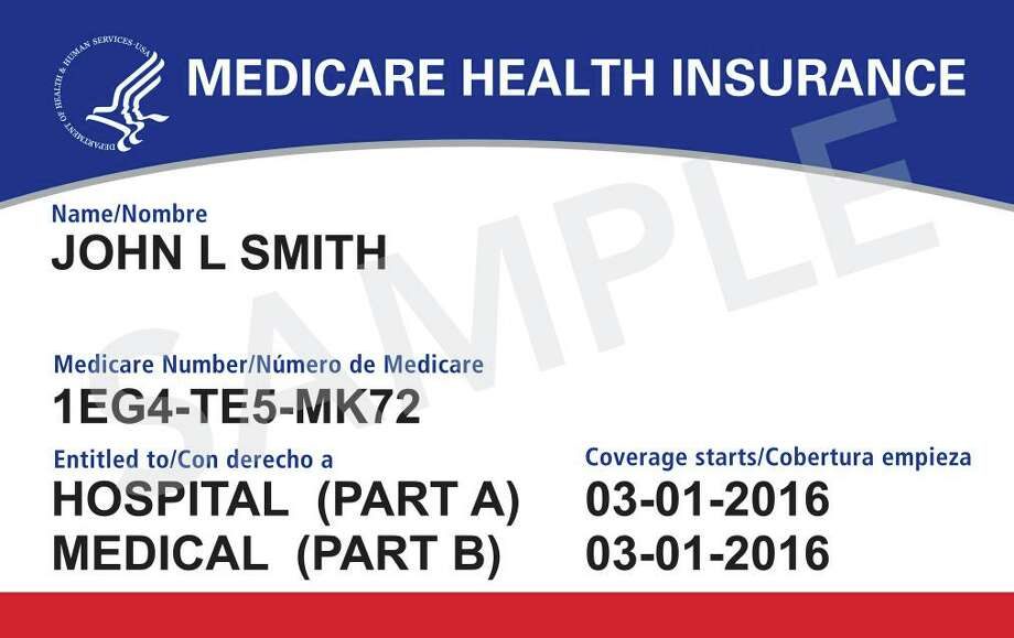 New medicare cards no longer show social security numbers. Photo: Medicare.com
