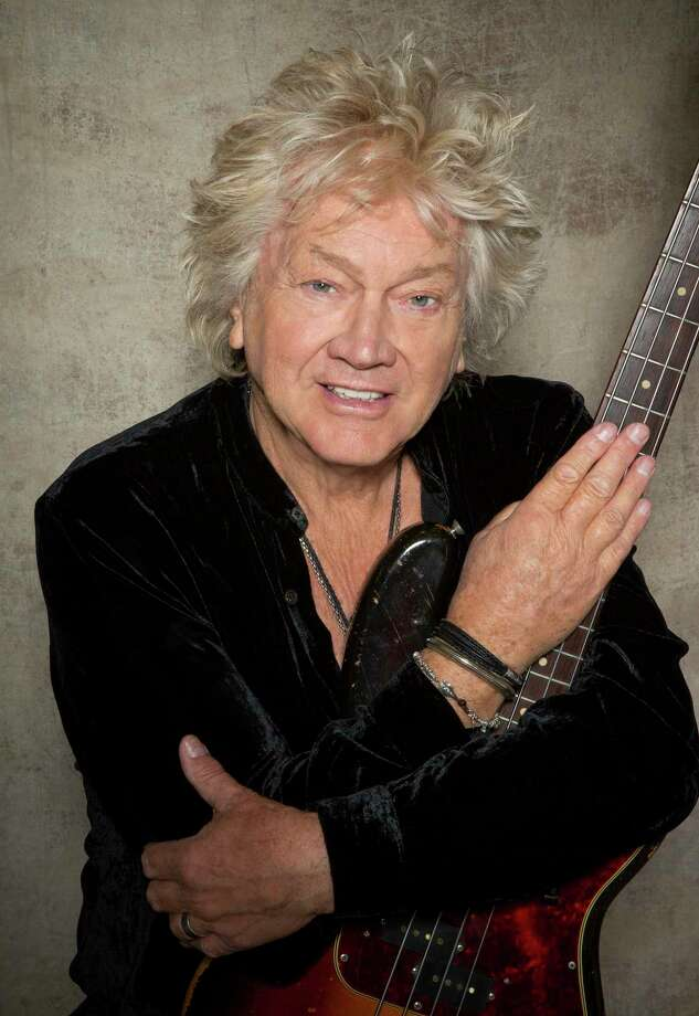 John Lodge, legendary bass player, songwriter and vocalist of The Moody Blues, is set to perform at Infinity Music Hall in Hartford March 4. Photo: John Lodge / Contributed Photo / ©BrianAris