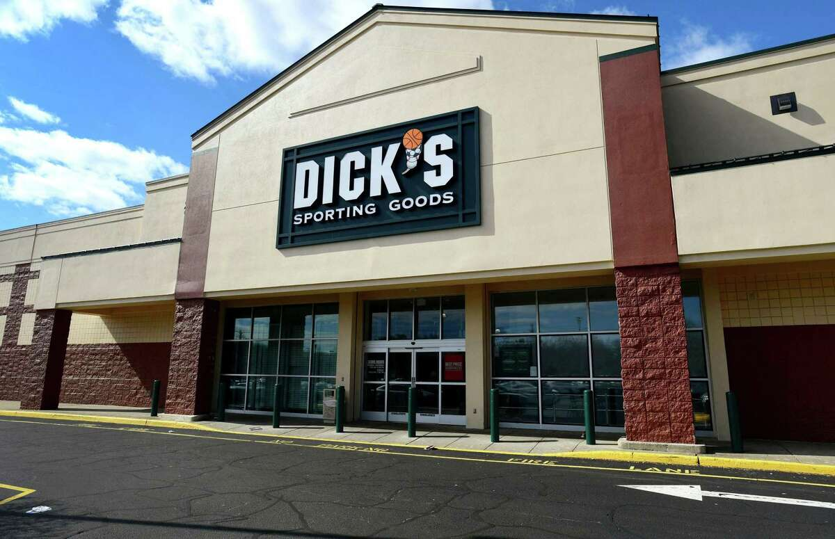 NOW OPEN A Dick's Sporting Goods store on Tuesday, March 12, 2019, in Norwalk, Conn. The retailer is planning to open a store at 321 Northwest Loop 410 in San Antonio.
