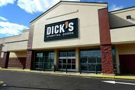 A Dick's Sporting Goods store on Tuesday, March 12, 2019, in Norwalk, Conn. The retailer is planning to open a store at 321 Northwest Loop 410 in San Antonio.