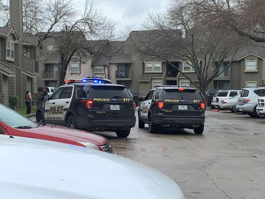 A teenager is in custody after a shooting on the Northwest Side left a 16-year-old in critical condition Friday morning, according to San Antonio police. Photo: Taylor Pettaway