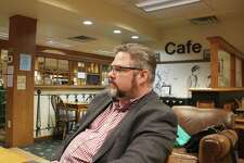 State Rep. Phil Green discusses the new No-Fault law, Senate Bill 1. (Sara Eisinger/Huron Daily Tribune)