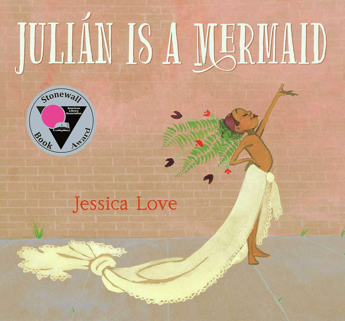 Fairfield Library's Take Your Mermaid to the Library Day will feature a visit by author/illustrator Jessica Love, who will share her award-winning book