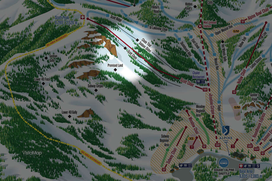 Avalanche at Alpine Meadows leaves one dead, one 'seriously injured'
