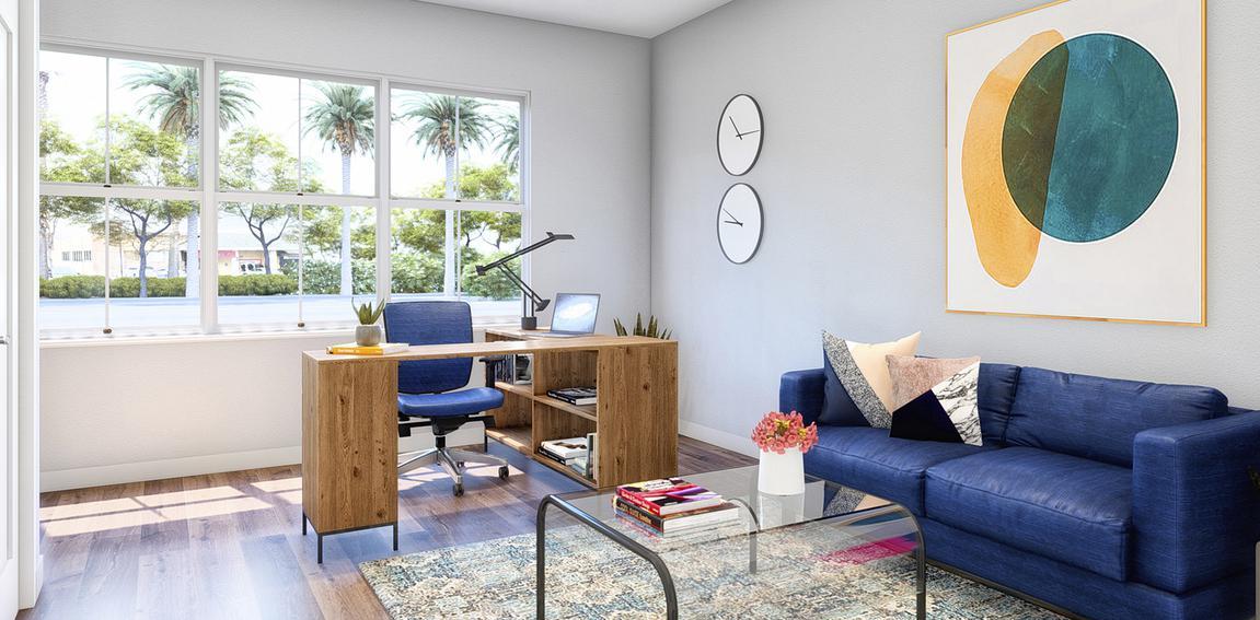 Live/work lofts blend form, function
