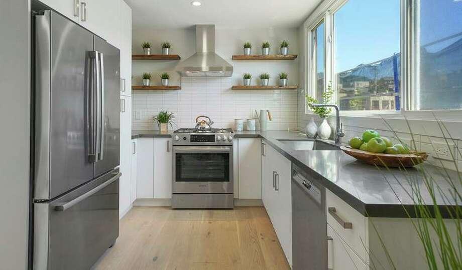 Freshly renovated two-bedroom open Sunday in Inner Sunset