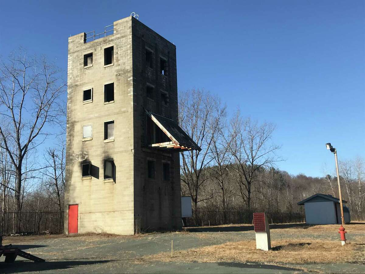 Rensselaer County, NY plans to demolish its current fire training tower iin North Greenbush in 2020 and build a new one.