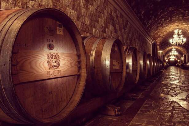 Wine caves are our favorite second favorite part about visiting wine country. They're a peek into each winery's particular preferences: How bottles are stored, aged, and played with to create all the flavors we love. It's also the closest most of us will ever get to the magic and mystery of winemaking-plus, you usually get a drink or two while you're inside, which is nice. Wine tastes better underground, we're sure of it. We rounded up some of our favorite wine caves in the state, from Napa to Paso Robles; which have you been to?