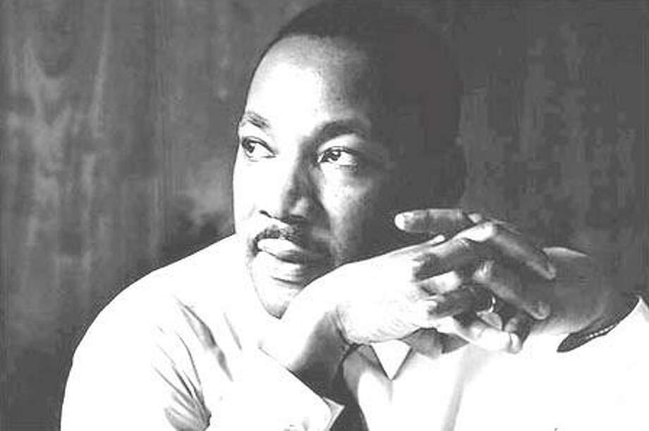 Martin Luther King Jr. Photo: Contributed Photo /