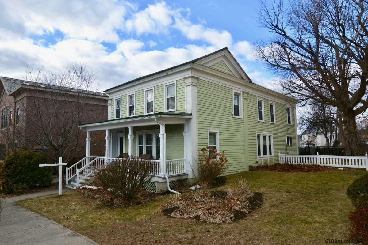 $695,000. 25 Franklin St., Saratoga Springs, 12866. Open Sunday, Jan. 19, 1 p.m. to 4 p.m. View listing