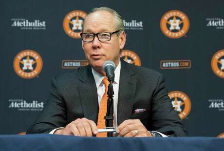 "Houston Astros owner Jim Crane on Friday quipped that managing the actual game for his next clubhouse leader may be no more simple than ""just filling in the (lineup) card."""