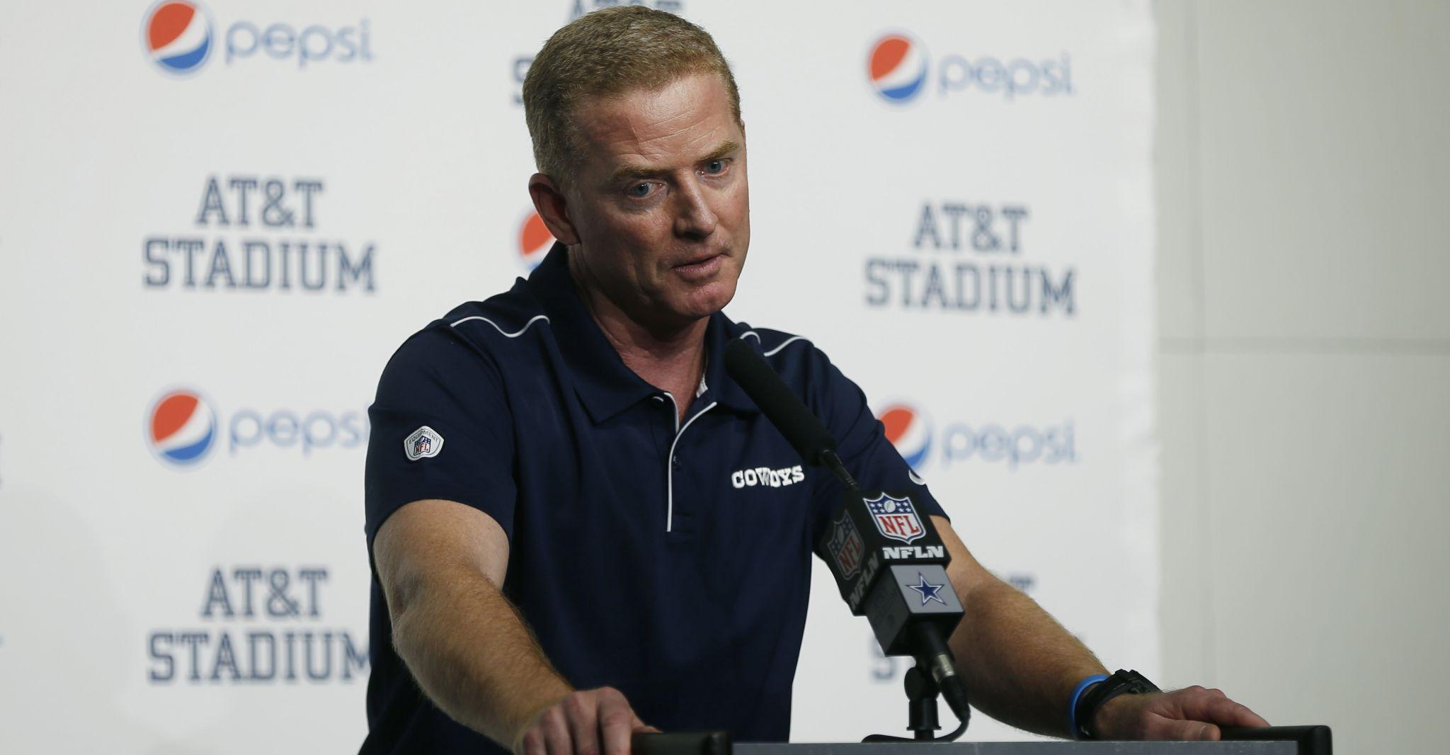 Giants hiring Jason Garrett as offensive coordinator