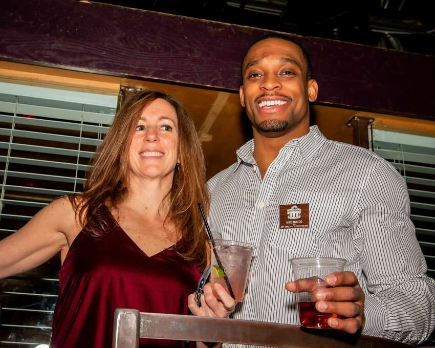 Walter Camp weekend 2020 kicked off with an 80s Dance party at BAR in New Haven on January 17. Were you SEEN?