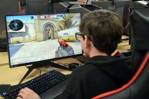 The grand opening and open house for the new SIUE Esports Arena was held Thursday at Bluff Hall.