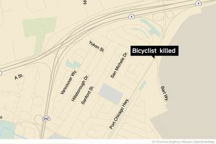 Bicyclist struck and killed by driver in Concord