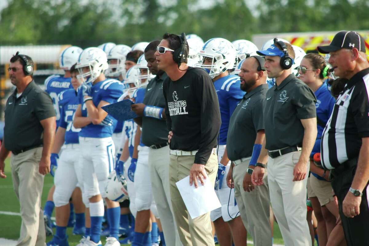 Clear Springs head football coach Craig Dailey believes his district could become much tougher after the next realignment.