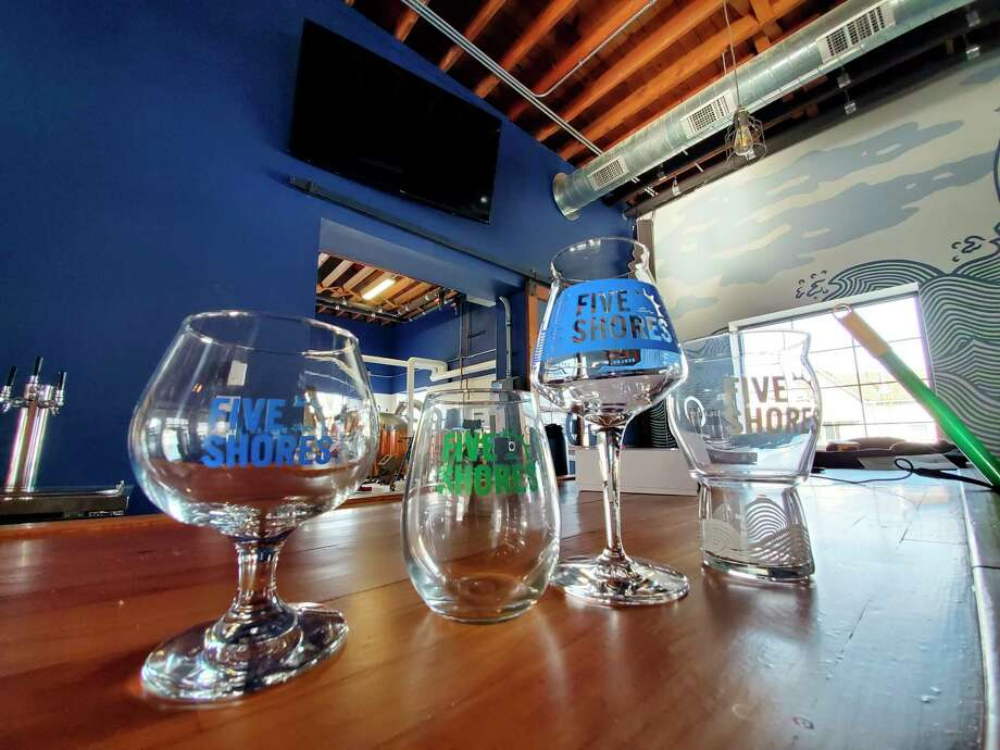 Five Shores Brewing Company will be opening the doors to its brew pub in Beulah on Friday. (Courtesy Photo)