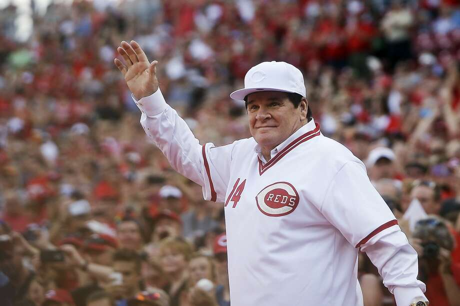 Pete Rose last applied for reinstatement in 2015, but Commissioner Rob Manfred denied his request. Photo: John Minchillo / Associated Press 2016