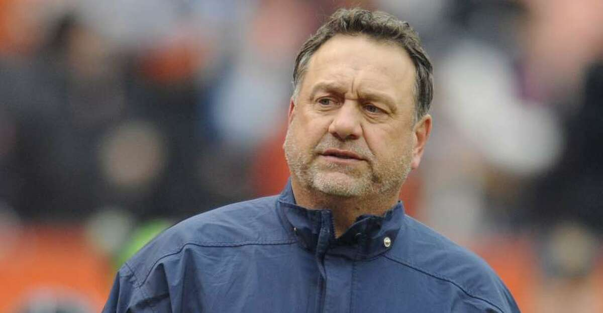 PHOTOS: Each Texans player's contract heading into 2020 offseason John Pagano, younger brother of former Indianapolis head coach Chuck Pagano, will coach outside linebackers for the Texans and also has the title of senior defensive assistant. >>>Here's a look at the contract situation for each Houston Texans player in the 2020 NFL offseason ...
