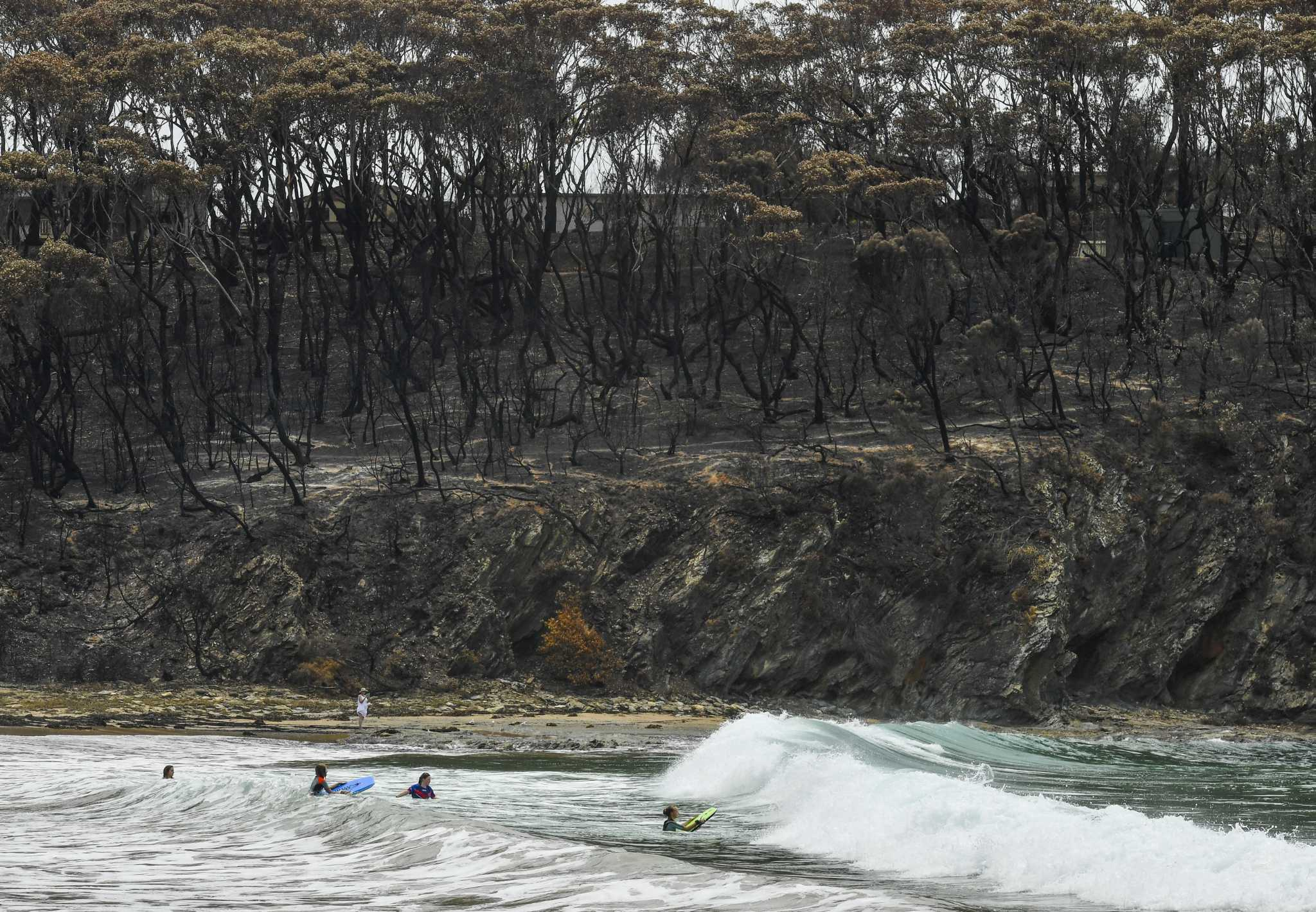 In Australia, a climate uprising