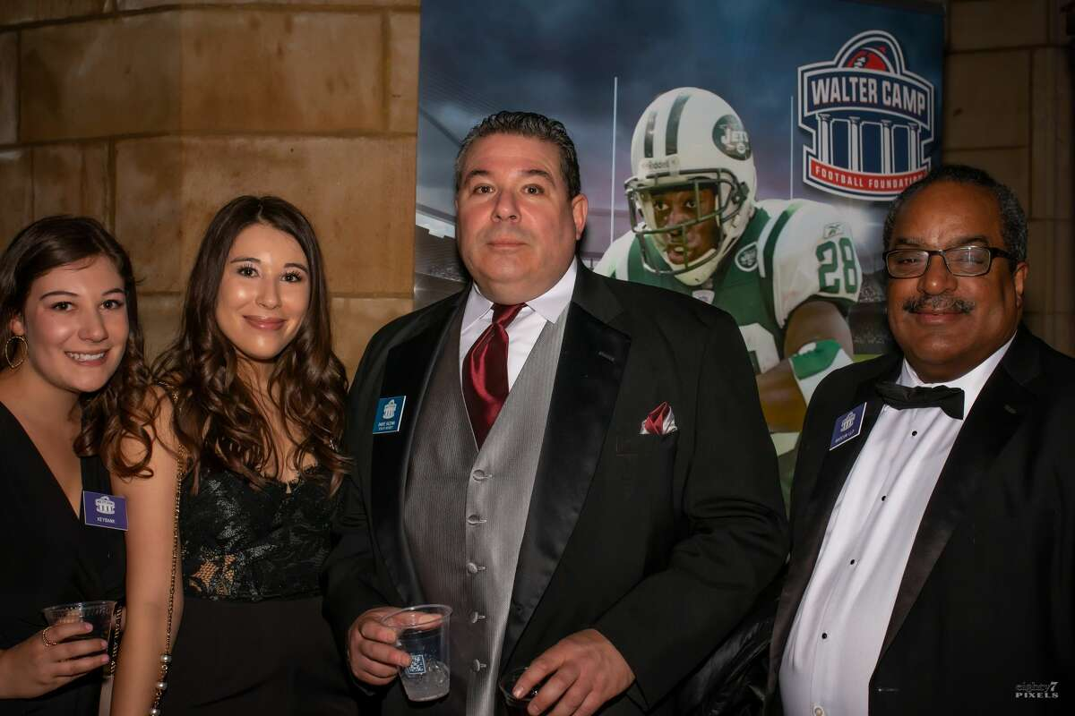The Walter Camp Football Foundation concluded its annual weekend with its 53rd Annual National Awards Dinner held at the Lanman Center at Payne Whitney Gymnasium on Yale University's campus on Jan 18, 2020. The black-tie event honored the Walter Camp All-America Team. Were you SEEN?