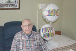 Charles 'Ike' Weishaar turned 100th Thursday. He will be celebrating his birthday with family and friends from 1 to 3 p.m. today at the Beardstown Veterans of Foreign Wars post at 610 E. Fourth St.