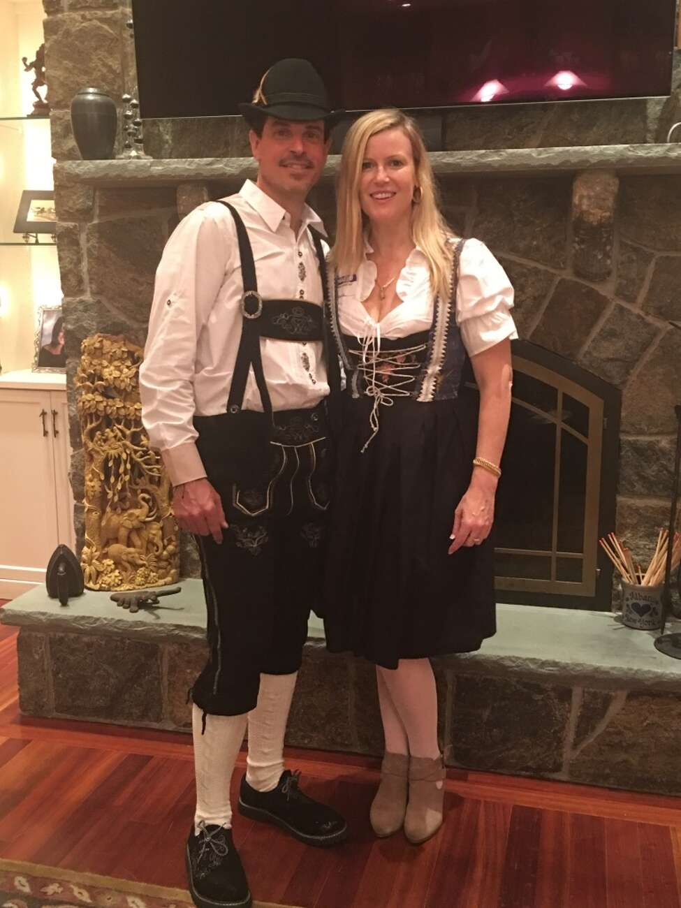 1. I grew up in Pittsburgh and was valedictorian of my high school class of 766 students. I graduated Phi Beta Kappa from the University of Pittsburgh then did a semester in Germany and celebrated with an annual Oktoberfest party.