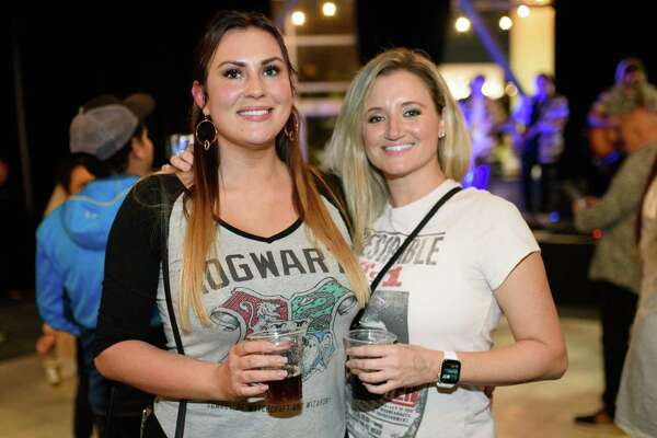 The Wizards Beer Festival at THe Ballroom at Bayou Place in downtown Houston on Saturday, January 18, 2020