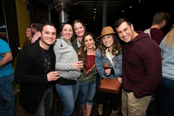 San Antonians made their way to Little Woodrow's to watch the UFC fight on Saturday, January 18, 2020.