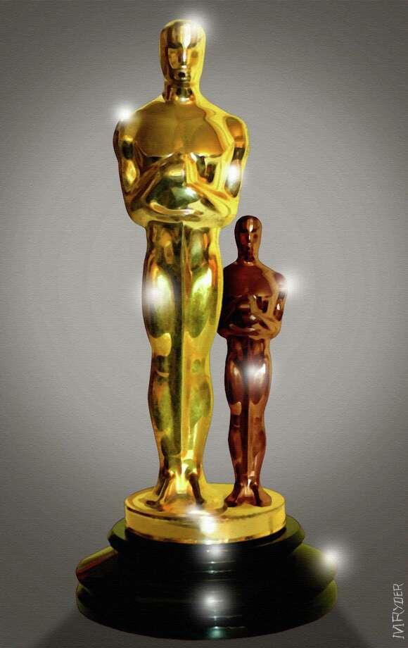 Illustration on Academy Awards and diversity Photo: M. Ryder / M. Ryder