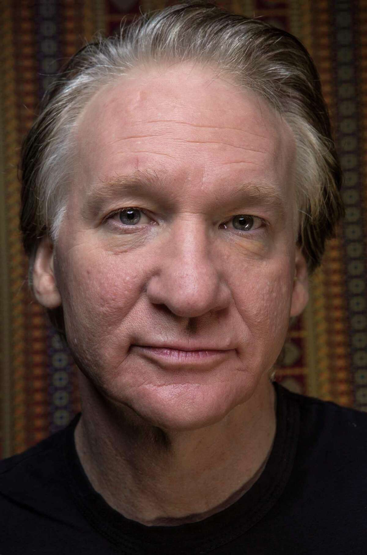 Bill Maher in Beverly Hills, Calif., Jan. 11, 2017. Maher, who has tested the limits of political criticism, is among many in Hollywood who fear that President-elect Donald Trumpa€™s critics will be targeted. (Elizabeth Lippman/The New York Times)-- PART OF A COLLECTION OF STAND-ALONE PHOTOS FOR USE AS DESIRED IN YEAREND STORIES AND RECAPS OF 2017 -- ORG XMIT: NYT209