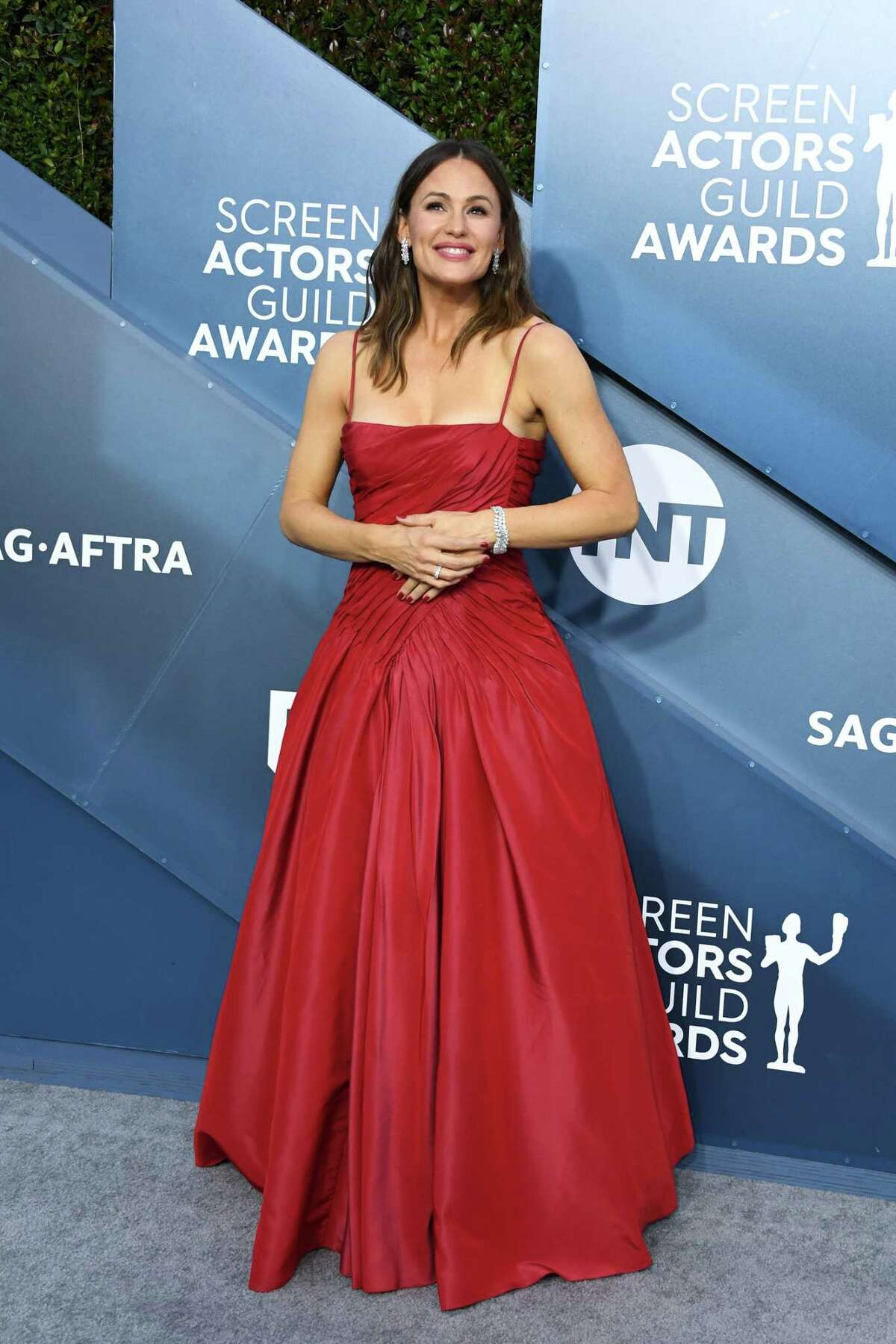 Jennifer Garner is a Texas native with her very own star on the Hollywood Walk of Fame. >>>See other Texans on the showbiz landmark.