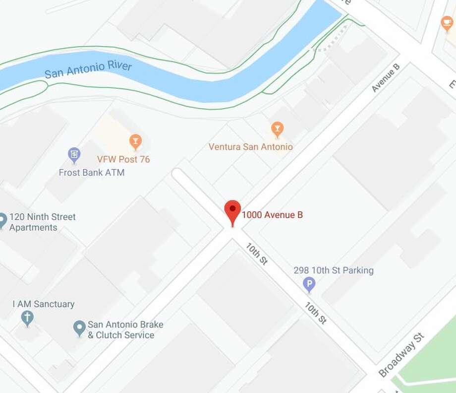 Shooting occurred on Sunday night. Photo: Google Maps