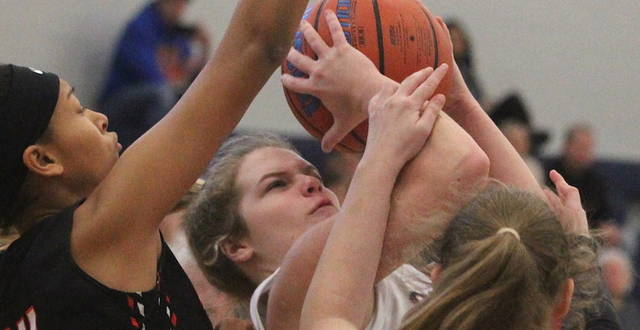 Slideshow West Central Girls Basketball Vs Greenfield