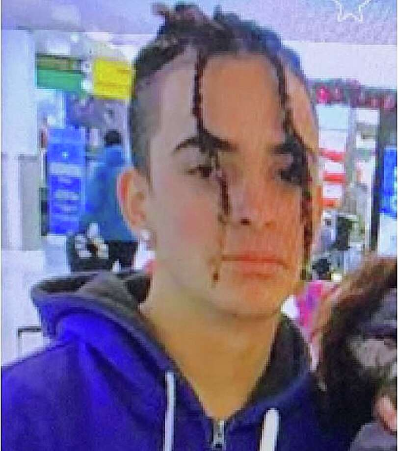 A Silver Alert was issued early Monday morning for a missing Danbury teen. Christopher Ramirez, 15, was last seen on Sunday, Jan. 19, 2020 wearing an olive green jacket. Photo: Danbury Police Photo
