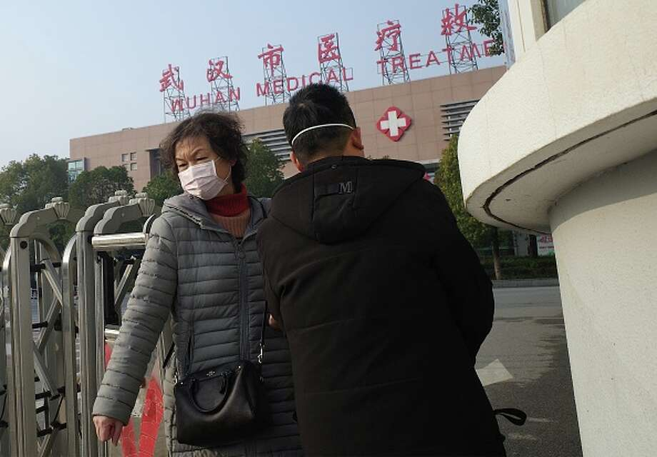 Oil tumbled to the lowest in more than three months on fears China's deadly coronavirus will hit demand in a market that already has plentiful supply. Photo: NOEL CELIS/AFP Via Getty Images